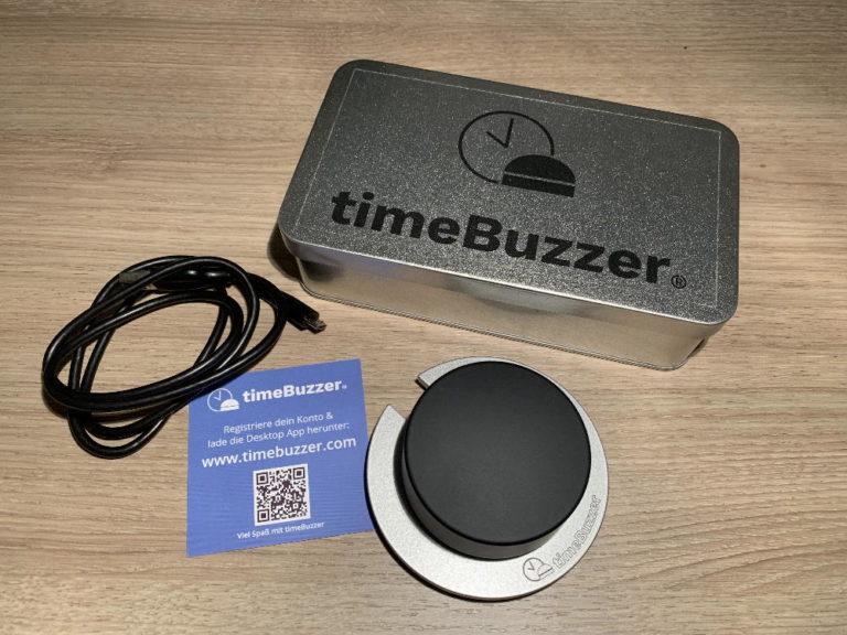 timeBuzzer - Buzzer Set