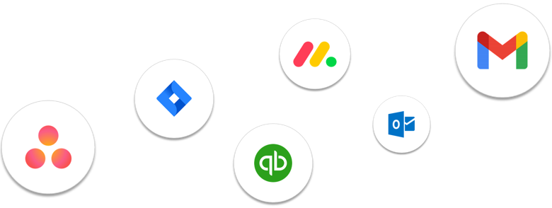 Different integration logos