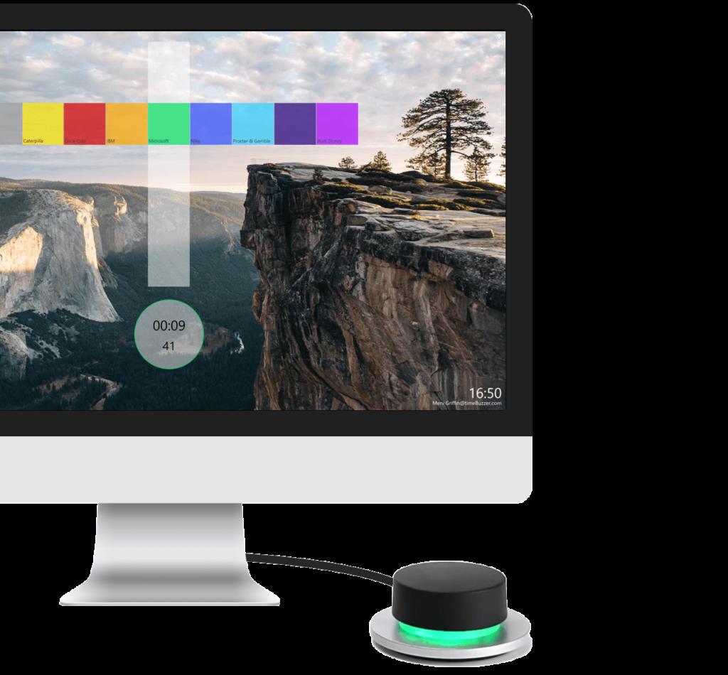 Zeiterfassung Desktop App mit Hardware Tracker