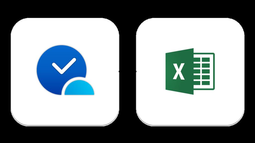 timeBuzzer + Excel